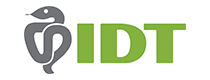 [Translate to English-US:] Logo IDT Biologika GmbH