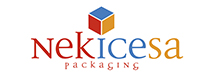 Logo Nekicesa Packaging